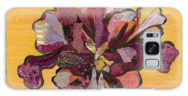 Iris I Series II Galaxy Case by Shadia Derbyshire