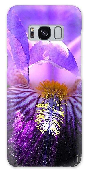 Iris Light Galaxy Case by Susan  Dimitrakopoulos