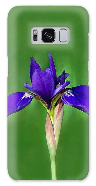Iris Galaxy Case by Marion Johnson