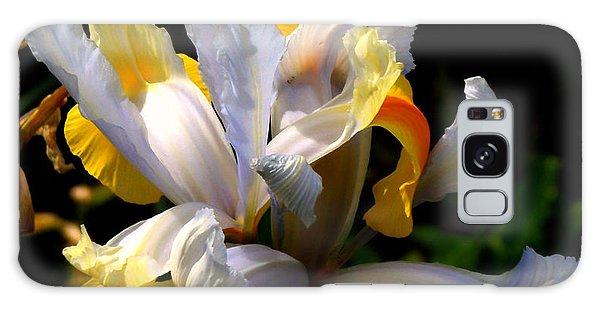 Iris Galaxy Case by Rona Black