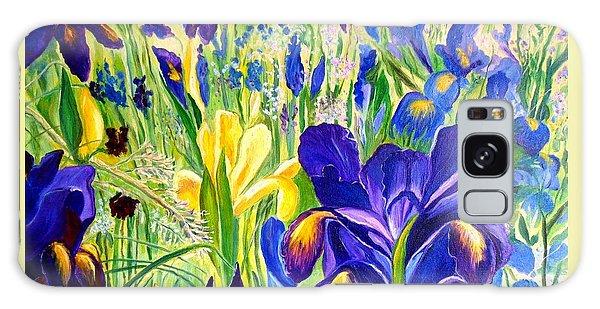 Iris Spring Galaxy Case