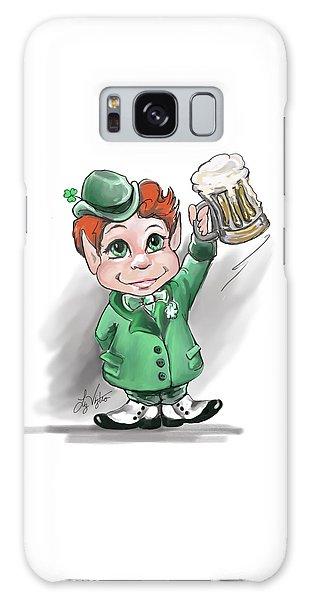 Irish Cheers Galaxy Case