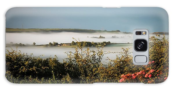 Irish Mist Over Lissycasey Galaxy Case