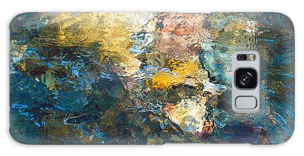 Iron Creek Bottoms Galaxy Case by Rich Collins