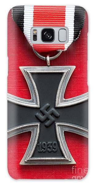 Iron Cross Medal Galaxy Case by Lee Avison