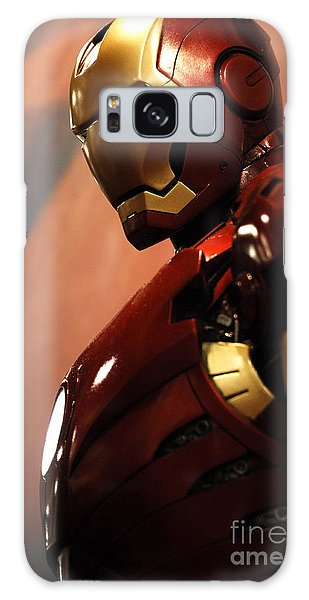 Iron Man Galaxy Case