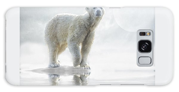 Is Anyone Out There? Galaxy Case by Brian Tarr