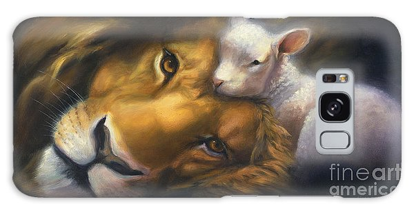 Lion Galaxy Case - Isaiah by Charice Cooper