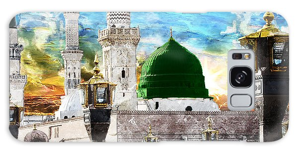 World Religion Galaxy Case - Islamic Painting 004 by Catf