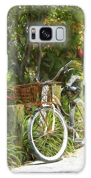 Island Bike Galaxy Case