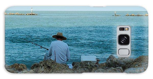 Island Fisherman Galaxy Case