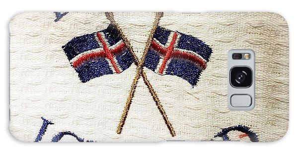 Detail Galaxy Case - Island Iceland by Matthias Hauser