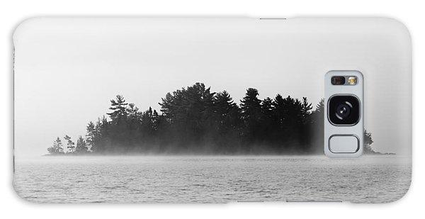 Island In The Mist Galaxy Case by Steven Clipperton