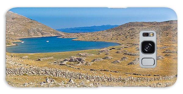 Island Of Krk Yachting Bay Galaxy Case