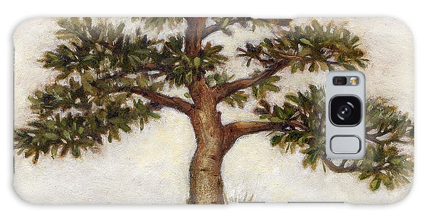 Island Tree Galaxy Case