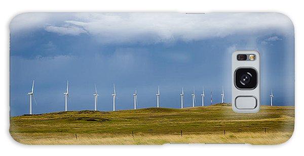 Island Turbines Galaxy Case by Ed Cilley