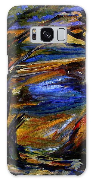 Island Waters St. Kitts Galaxy Case
