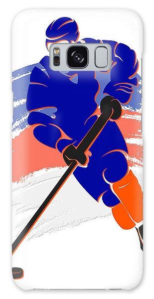 Islanders Galaxy Case - Islanders Shadow Player2 by Joe Hamilton