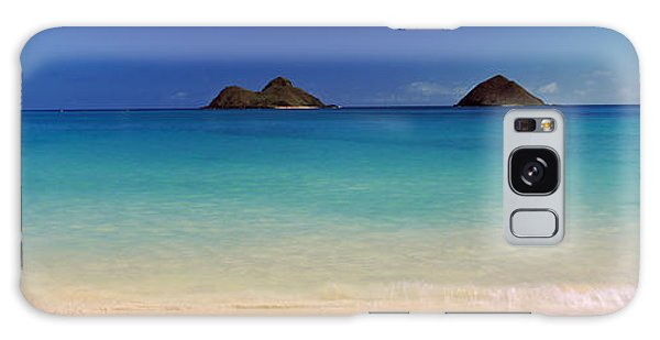 Islands In The Pacific Ocean, Lanikai Galaxy Case