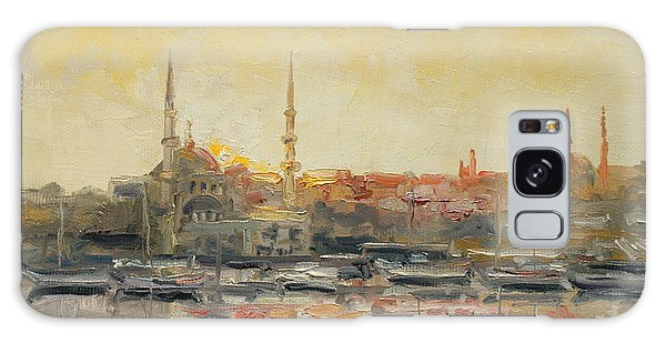 Istanbul- Hagia Sophia Galaxy Case