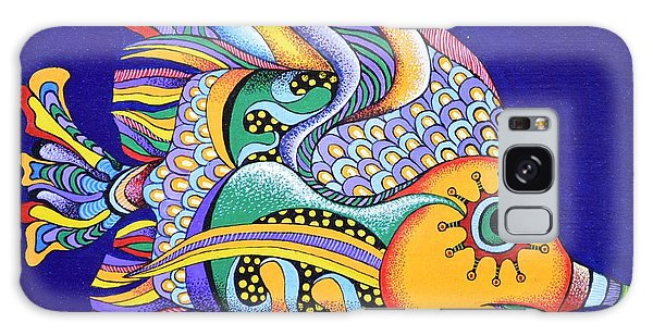 It Is Fun To Be Colorful Galaxy Case