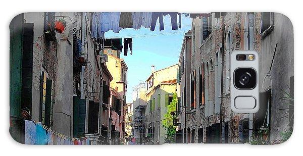 Italian Clotheslines Galaxy Case