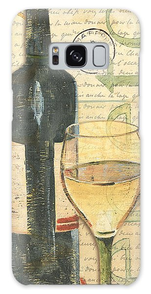 Italian Wine And Grapes 1 Galaxy Case