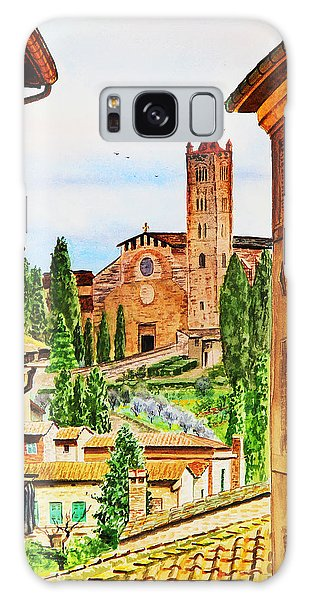 Italy Siena Galaxy Case