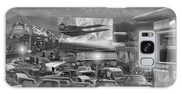 Buzzard Galaxy Case - It's A Disposable World  by Mike McGlothlen