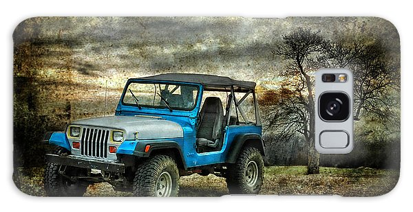 It's A Jeep Thing Galaxy Case