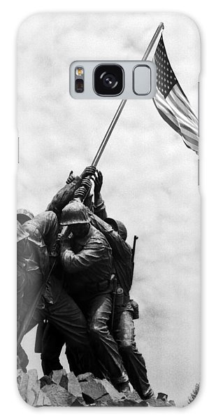 Iwo Jima Memorial Washington Dc Galaxy Case