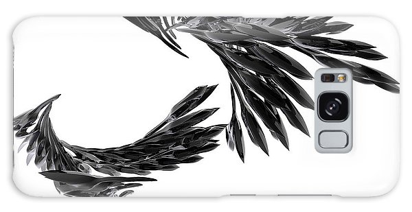 J Big   Crows Galaxy Case