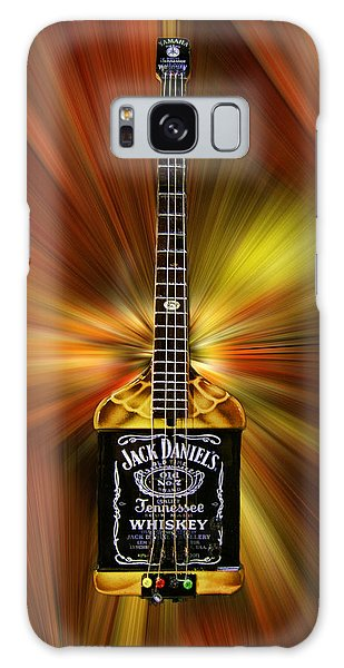 Jack Daniels Whiskey Guitar Galaxy Case