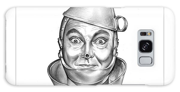 Wizard Galaxy Case - Jack Haley As The Tin Man by Greg Joens