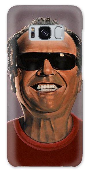 Jack Nicholson 2 Galaxy Case