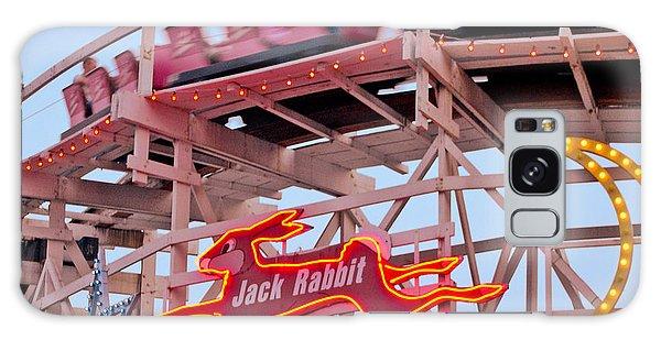 Jack Rabbit Coaster Kennywood Park Galaxy Case by Jim Zahniser