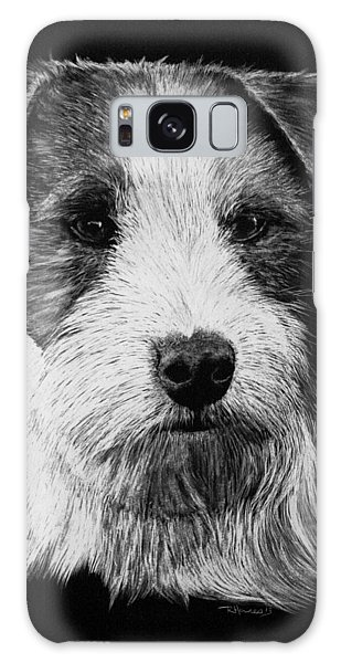 Jack Russell Terrier - Rough Coat Galaxy Case