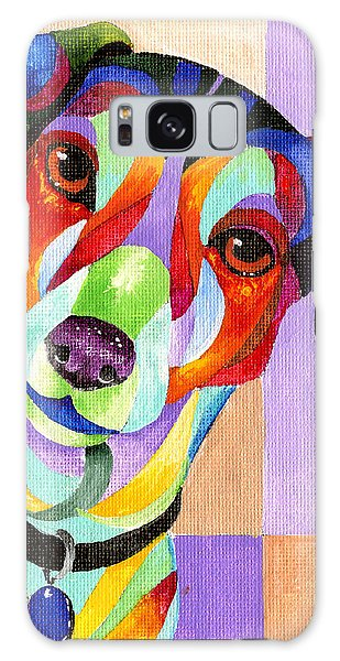 Jack Russell Terrier Galaxy Case