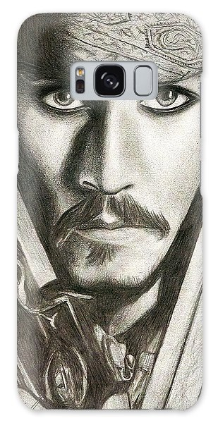 Jack Sparrow Galaxy Case