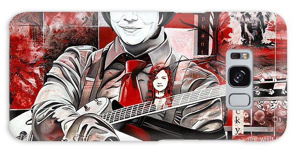 Jack White Galaxy Case