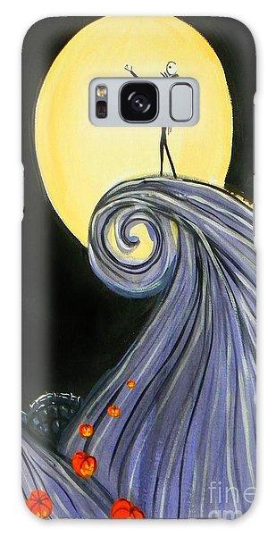 Jack's Lament Galaxy Case by Marisela Mungia