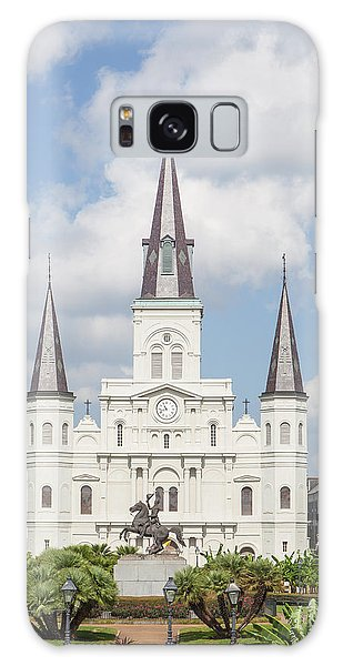 Jackson Square Cathedral Galaxy Case