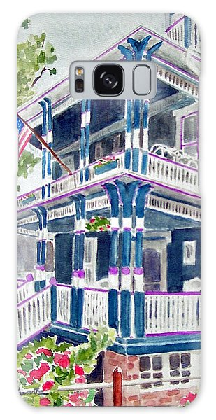 Jackson Street Inn Of Cape May Galaxy Case
