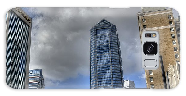 Jacksonville Tall Office Buildings Galaxy Case