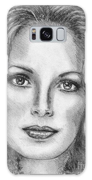 Jaclyn Smith In 1976 Galaxy Case by J McCombie
