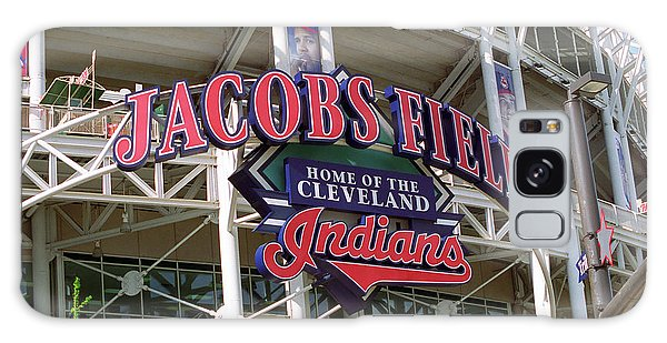 Jacobs Field - Cleveland Indians Galaxy Case