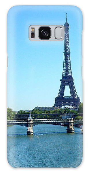 J'adore Paris Galaxy Case by Kay Gilley