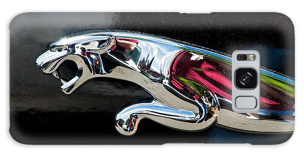 Jaguar Car Emblem Galaxy Case
