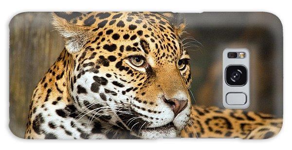 Jaguar Mom Galaxy Case