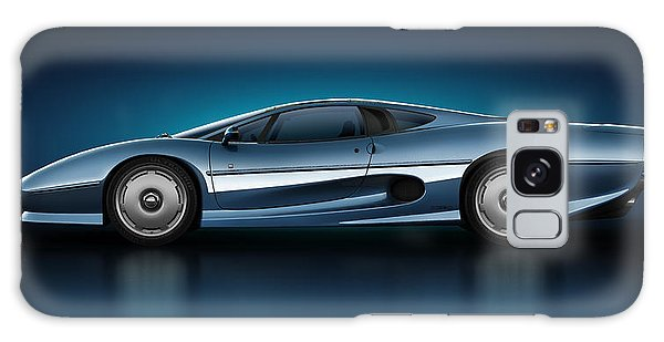 Jaguar Xj220 - Azure Galaxy Case